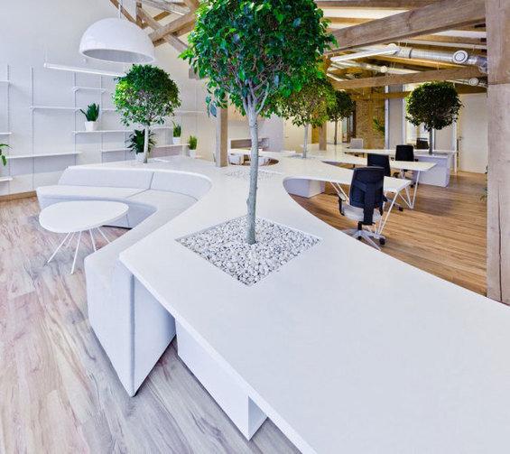 Фотография: Офис в стиле Лофт, Эко, Декор интерьера, Офисное пространство, Ландшафт, Стиль жизни – фото на InMyRoom.ru