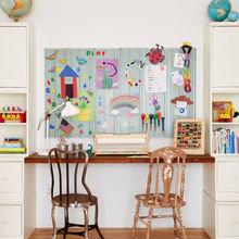 Фотография: Детская в стиле Скандинавский, Декор интерьера, Дом – фото на InMyRoom.ru
