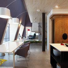Фотография: Кухня и столовая в стиле Лофт, Эко, Индустрия, События, Галерея Neuhaus – фото на InMyRoom.ru