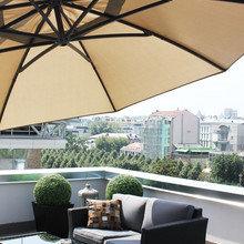 Фотография: Балкон, Терраса в стиле Современный, Декор интерьера, Офисное пространство, Дома и квартиры, Городские места, Проект недели – фото на InMyRoom.ru