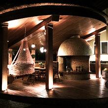 Фото из портфолио Беседка в п.Летчик-Испытатель – фотографии дизайна интерьеров на INMYROOM