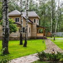 Фотография: Архитектура в стиле Кантри, Современный, Дачный ответ, Беседка – фото на InMyRoom.ru