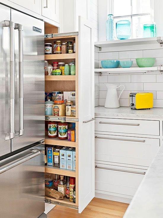 Фотография: Кухня и столовая в стиле Лофт, Современный, Советы, Ремонт на практике – фото на InMyRoom.ru