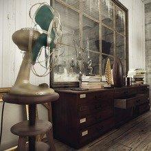 Фото из портфолио Деревенский шик – фотографии дизайна интерьеров на InMyRoom.ru