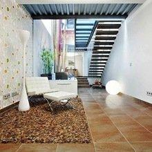 Фотография: Гостиная в стиле Современный, Дом, Дома и квартиры, Барселона – фото на InMyRoom.ru