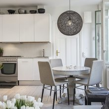 Фотография: Кухня и столовая в стиле Скандинавский, Советы, Haier – фото на InMyRoom.ru