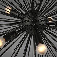 Металлический подвесной светильник Sputnik