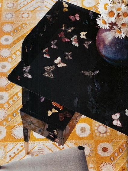 Фотография: Гостиная в стиле Скандинавский, Декор интерьера, Дом, Декор дома, Сервировка стола – фото на InMyRoom.ru