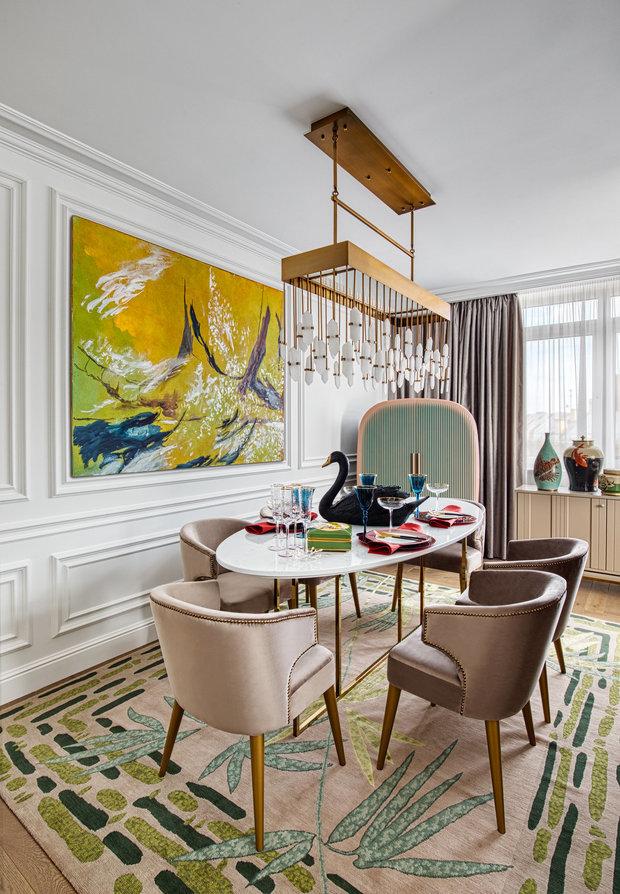 Фотография: Кухня и столовая в стиле Классический, Современный, Декор интерьера, Советы, Европласт, лепной декор – фото на INMYROOM
