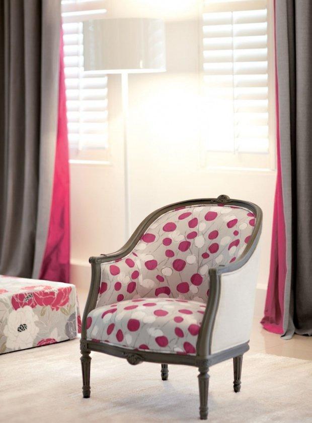 Фотография: Мебель и свет в стиле Восточный, Декор интерьера, Текстиль, Шторы – фото на InMyRoom.ru