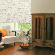 Фото из портфолио Рулонные шторы – фотографии дизайна интерьеров на INMYROOM
