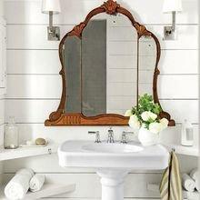 Фотография: Ванная в стиле Кантри, Декор интерьера – фото на InMyRoom.ru