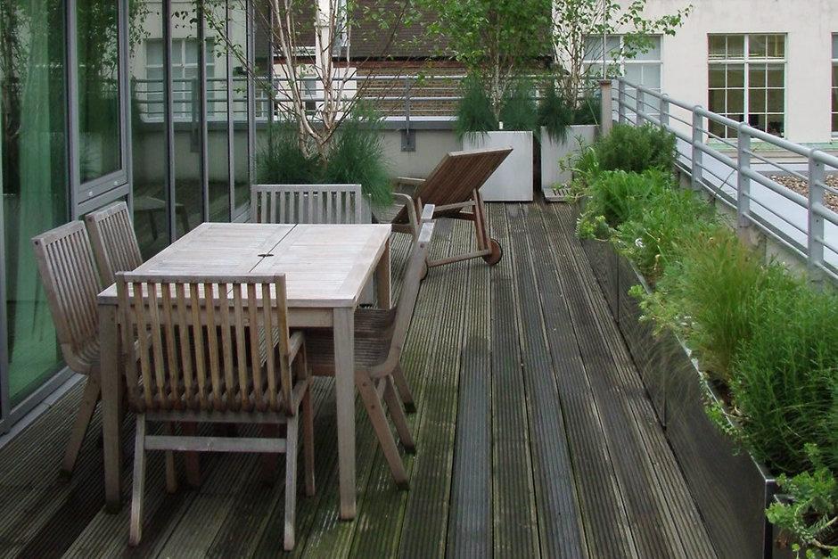 Фотография: Балкон, Терраса в стиле Современный,  – фото на InMyRoom.ru
