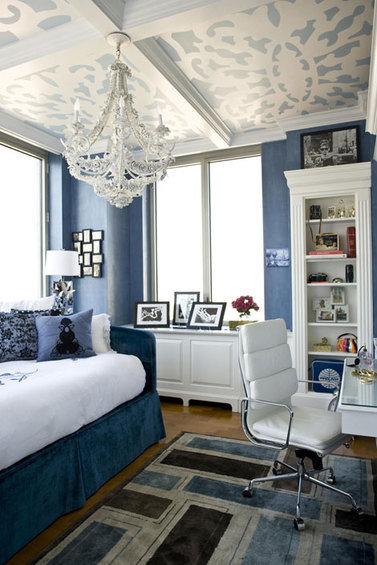 Фотография: Спальня в стиле Классический, Современный, Декор интерьера, Квартира, Дом, Декор дома – фото на InMyRoom.ru