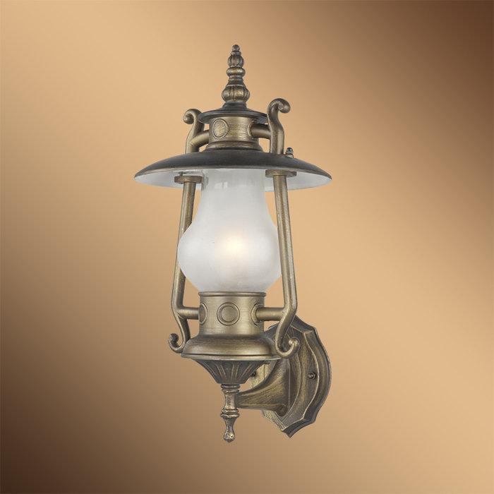 Уличный настенный светильник FAVOURITE LEYRO