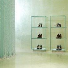Фотография:  в стиле Современный, Декор интерьера, Декор дома, Декоративная штукатурка – фото на InMyRoom.ru