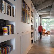Фотография:  в стиле Современный, Лофт, Квартира, Дома и квартиры, Проект недели – фото на InMyRoom.ru