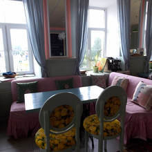 Фото из портфолио Кафе La Foret в городе Переславль-Залесский – фотографии дизайна интерьеров на INMYROOM