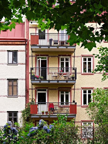 Фотография: Архитектура в стиле Скандинавский, Современный – фото на INMYROOM