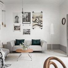 Фото из портфолио  Rådmansgatan 86, VASASTAN – фотографии дизайна интерьеров на InMyRoom.ru