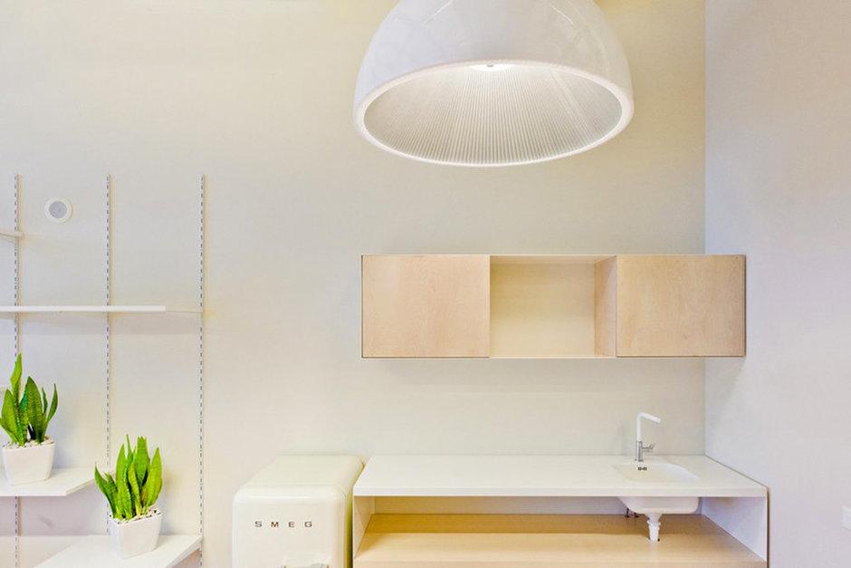 Фотография: Прочее в стиле , Декор интерьера, Офисное пространство, Офис, Цвет в интерьере, Дома и квартиры, Стены – фото на InMyRoom.ru