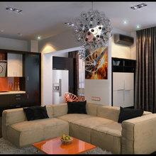 Фото из портфолио Интерьеры RichmanStudio – фотографии дизайна интерьеров на INMYROOM