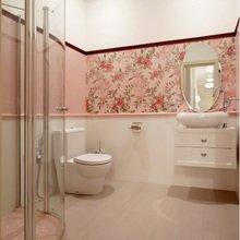 Фотография: Ванная в стиле Современный, Квартира, Дома и квартиры, Проект недели, Москва – фото на InMyRoom.ru