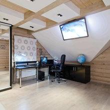 Фото из портфолио Дизайн гардеробной комнаты – фотографии дизайна интерьеров на InMyRoom.ru