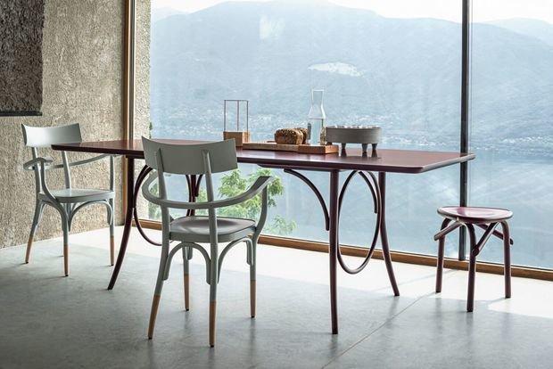 Фотография: Кухня и столовая в стиле Эко, Мебель и свет, Гид, Thonet – фото на INMYROOM