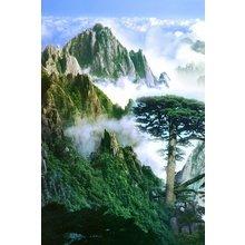 """Декоративная картина """"Высоко в горах"""""""