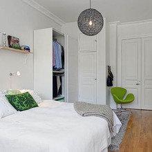 Фотография: Спальня в стиле Скандинавский, Современный, Декор интерьера, Интерьер комнат – фото на InMyRoom.ru