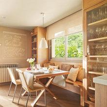 Фотография: Кухня и столовая в стиле Эко, Интерьер комнат – фото на InMyRoom.ru