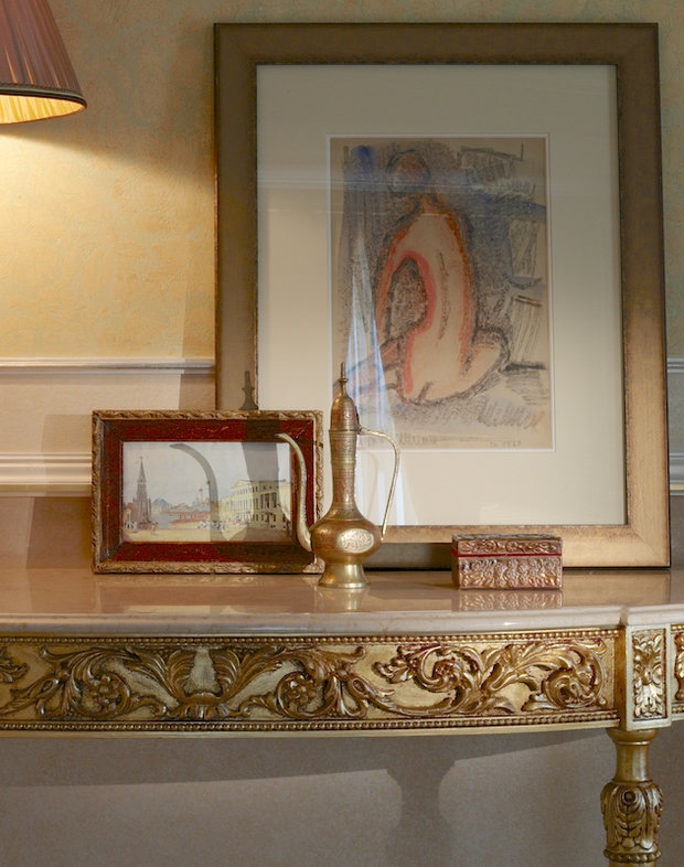 Фотография: Декор в стиле Классический, Современный, Декор интерьера, МЭД, Мебель и свет, Краска – фото на InMyRoom.ru