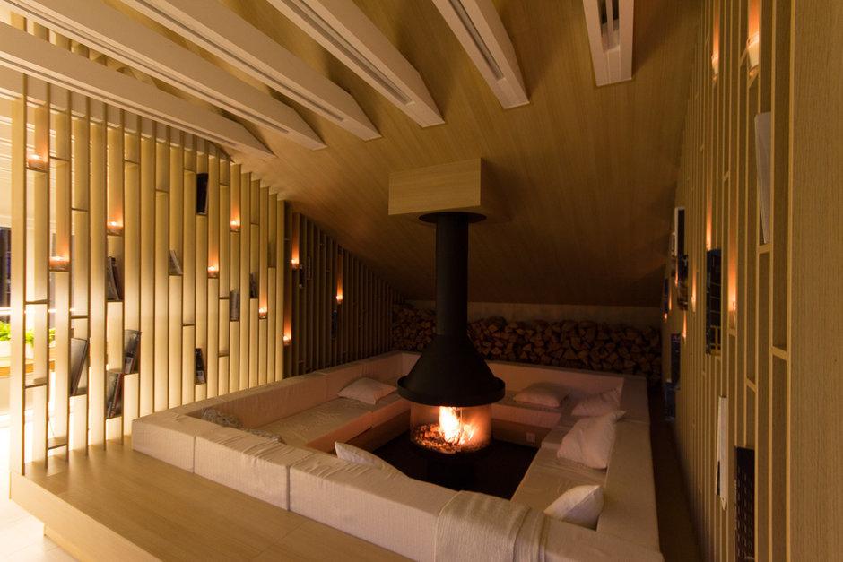 Фотография: Гостиная в стиле Лофт, IKEA, Мансарда – фото на InMyRoom.ru