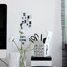 Фотография: Декор в стиле Лофт, Скандинавский, Современный, Кабинет, Интерьер комнат – фото на InMyRoom.ru