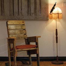 Фотография: Мебель и свет в стиле Кантри, Современный, Декор интерьера, Квартира, Дом, Кресло-качалка – фото на InMyRoom.ru