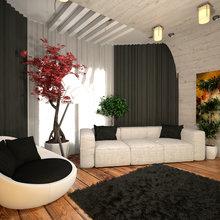 Фото из портфолио Частный дом – фотографии дизайна интерьеров на InMyRoom.ru