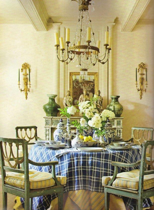 Фотография: Кухня и столовая в стиле Прованс и Кантри, Стиль жизни, Советы, Прованс – фото на InMyRoom.ru