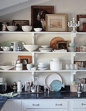 Фотография: Декор в стиле Классический, Кухня и столовая, Интерьер комнат – фото на INMYROOM