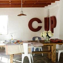 Фотография: Кухня и столовая в стиле Скандинавский, Декор интерьера, Дом, Дизайн интерьера, Цвет в интерьере – фото на InMyRoom.ru