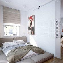 Фотография: Спальня в стиле Современный, Минимализм, Декор интерьера, Интерьер комнат – фото на InMyRoom.ru