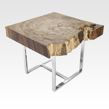 Кофейный столик Wood fibers