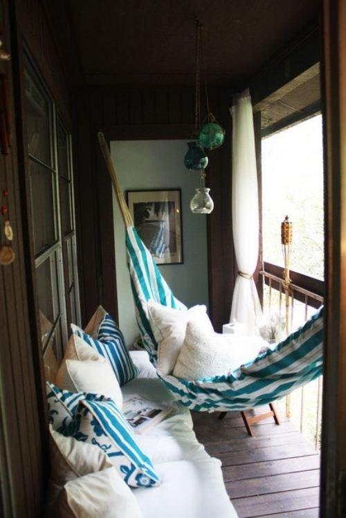 Фотография: Балкон, Терраса в стиле Лофт, Прованс и Кантри, Интерьер комнат, Дом и дача – фото на InMyRoom.ru