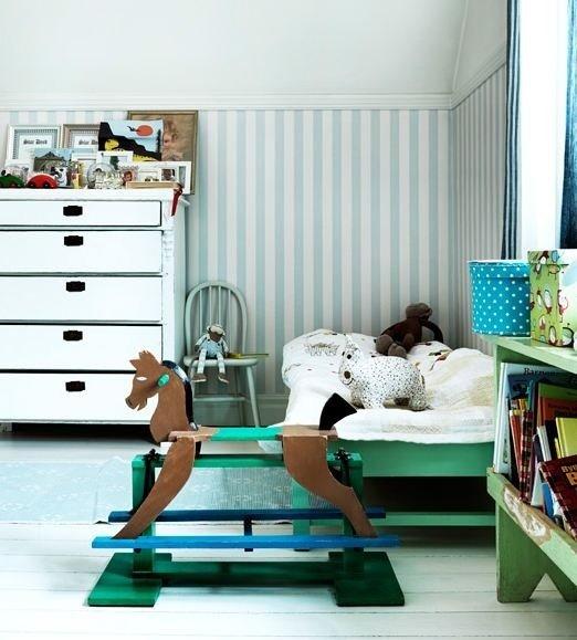 Фотография: Детская в стиле Современный, Эклектика, Декор интерьера, Интерьер комнат – фото на InMyRoom.ru