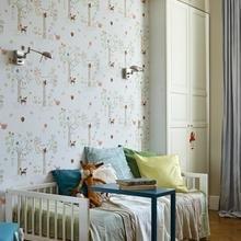 Фотография: Детская в стиле Кантри, Проект недели, Москва, Сталинка, 3 комнаты, 60-90 метров, Инна Зольтманн – фото на InMyRoom.ru