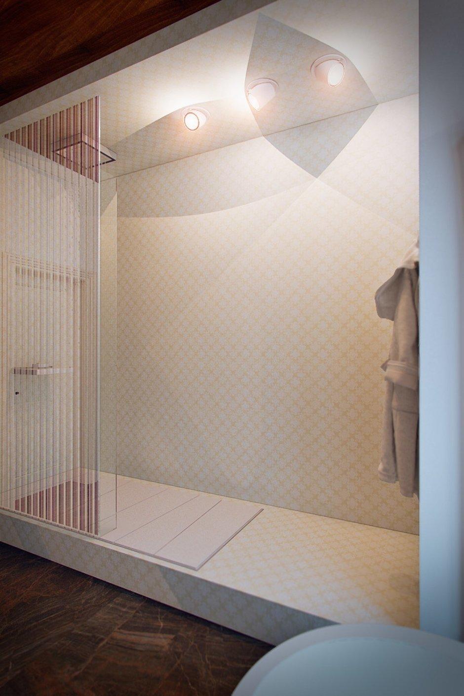 Фотография: Ванная в стиле Лофт, Современный, Дом, Минимализм, Проект недели, Эко – фото на InMyRoom.ru