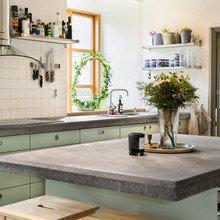 Фото из портфолио Гармоничный дом мечты с конюшней в южной Швеции – фотографии дизайна интерьеров на InMyRoom.ru