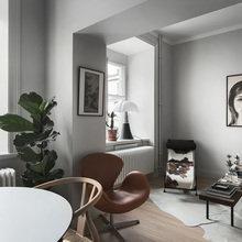 Фотография: Гостиная в стиле Скандинавский,  – фото на InMyRoom.ru