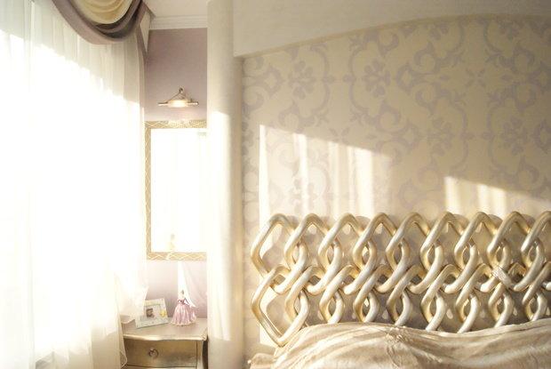Фото из портфолио Стиль и шик для молодой и красивой – фотографии дизайна интерьеров на INMYROOM