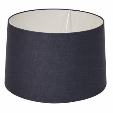 Абажур Charcoal Grey из ткани